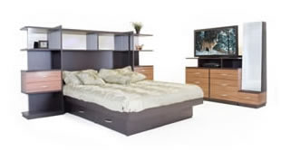 7Pc Bedroom Set