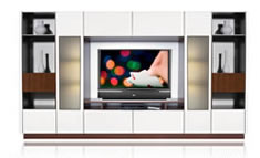 Entertainment Wall Units, Bedrooms & Wardrobe Cabinet Furniture